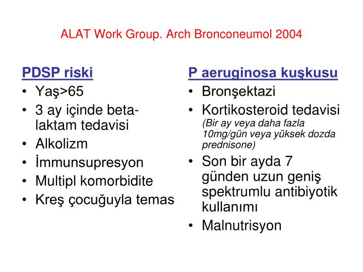 PDSP riski