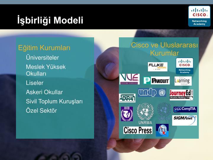 İşbirliği Model
