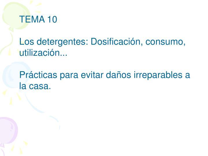 TEMA 10