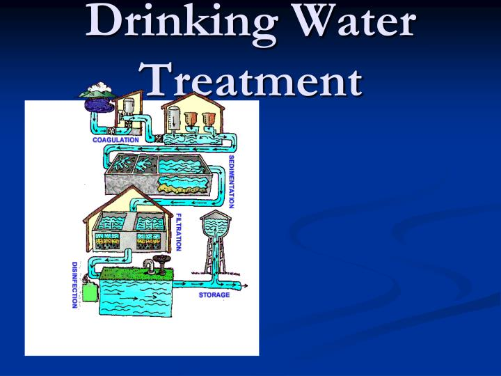 Epa Safe Drinking Water Mcl