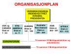 organisasjonplan