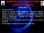 bioneg cios e marcos legais em biotecnologia20