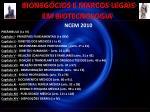 bioneg cios e marcos legais em biotecnologia21