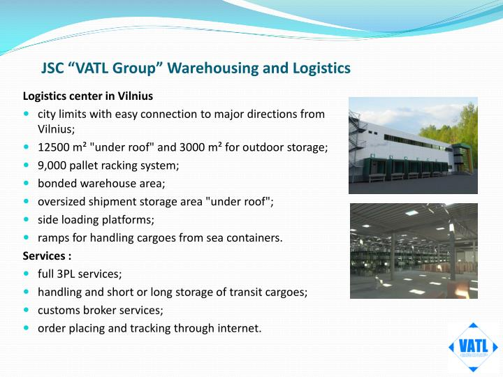 "JSC ""VATL Group"""