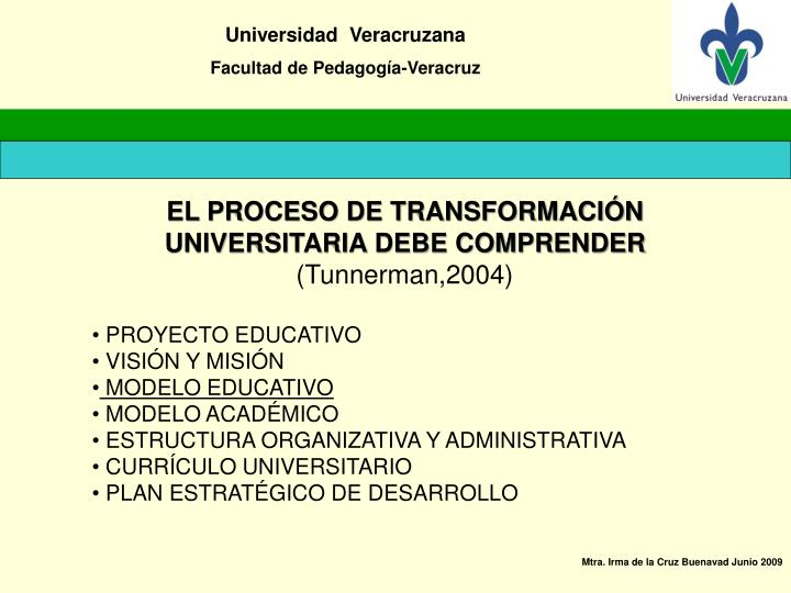 Universidad  Veracruzana
