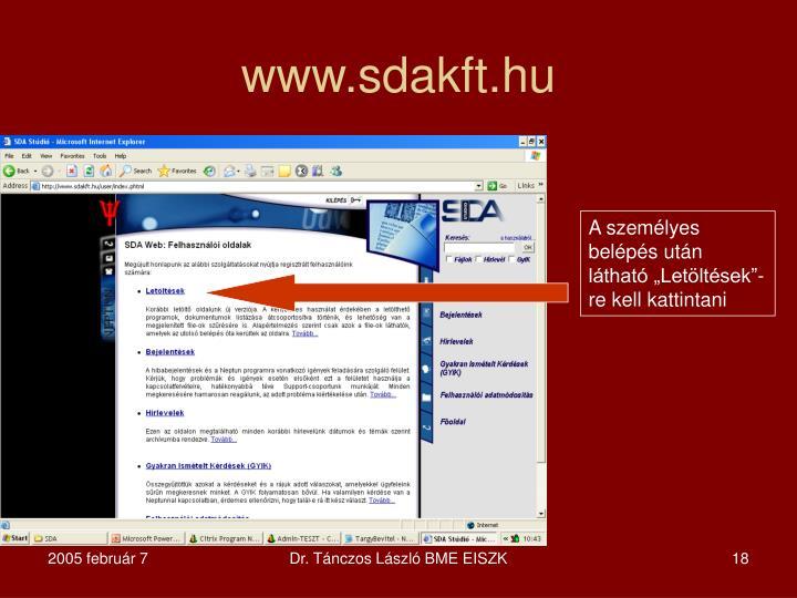 www.sdakft.hu