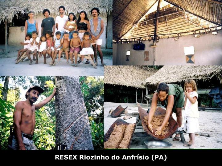 RESEX Riozinho do Anfrísio (PA)