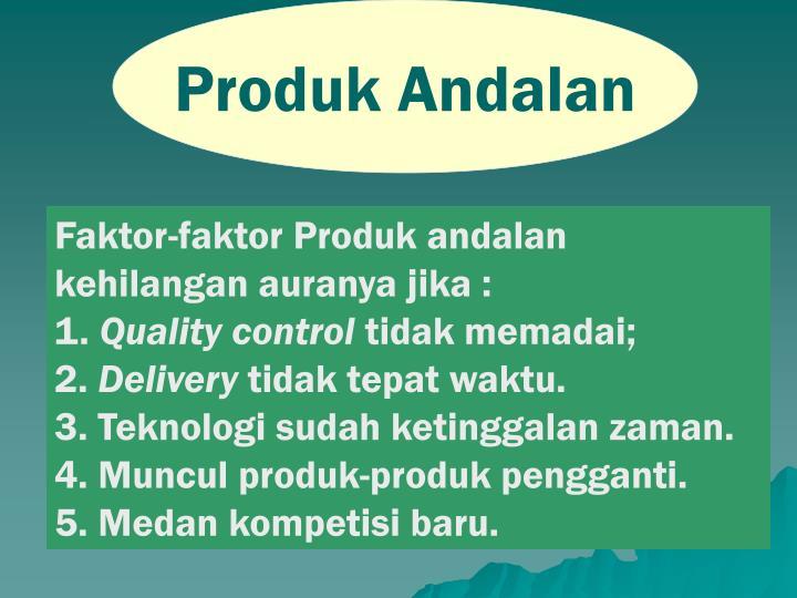 Produk Andalan