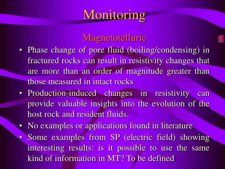 Magnetotelluric