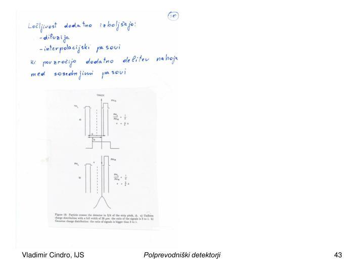 Polprevodniški detektorji