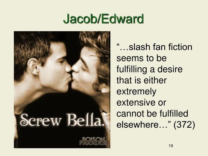 Jacob/Edward