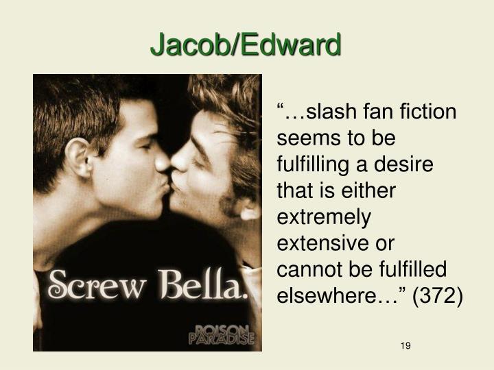 Jacob/Edward