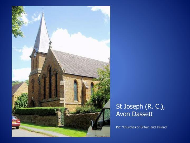 St Joseph (R. C.),