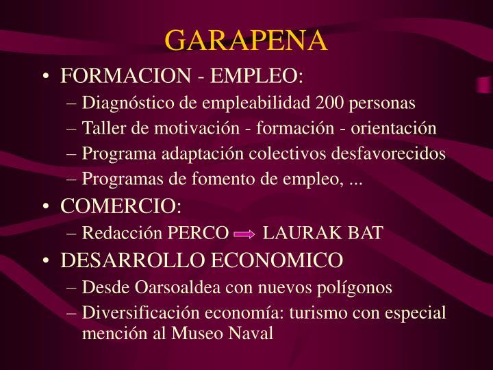 GARAPENA