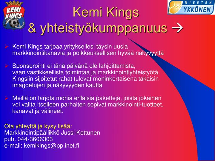 Kemi Kings