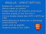 anglija great britain