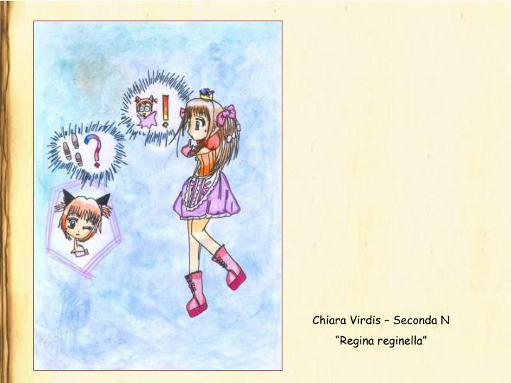Chiara Virdis – Seconda N