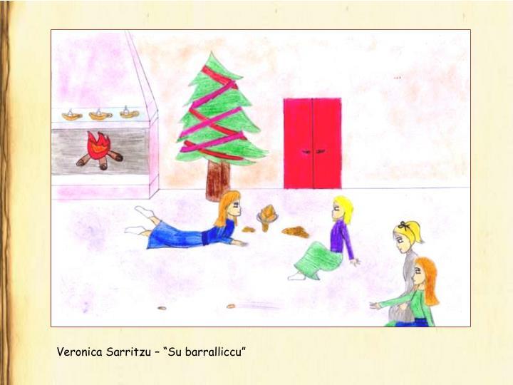 """Veronica Sarritzu – """"Su barralliccu"""""""