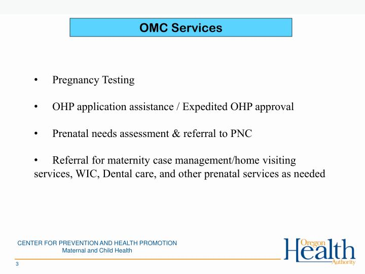 OMC Services