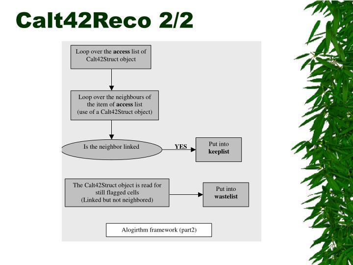 Calt42Reco 2/2