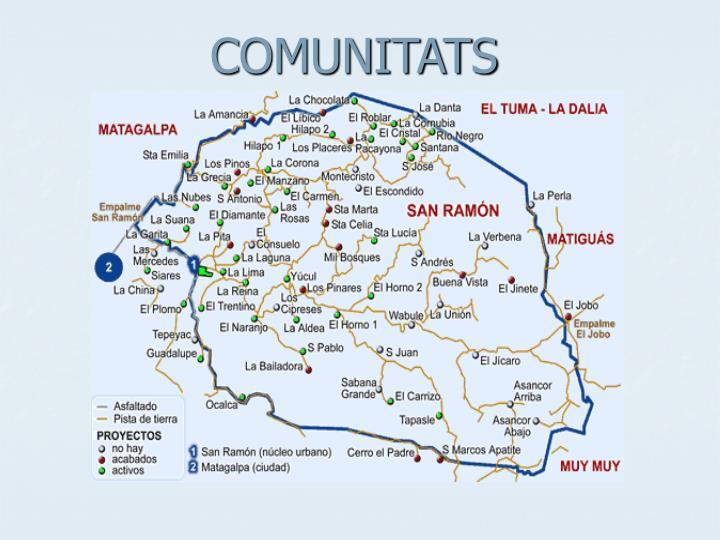 COMUNITATS