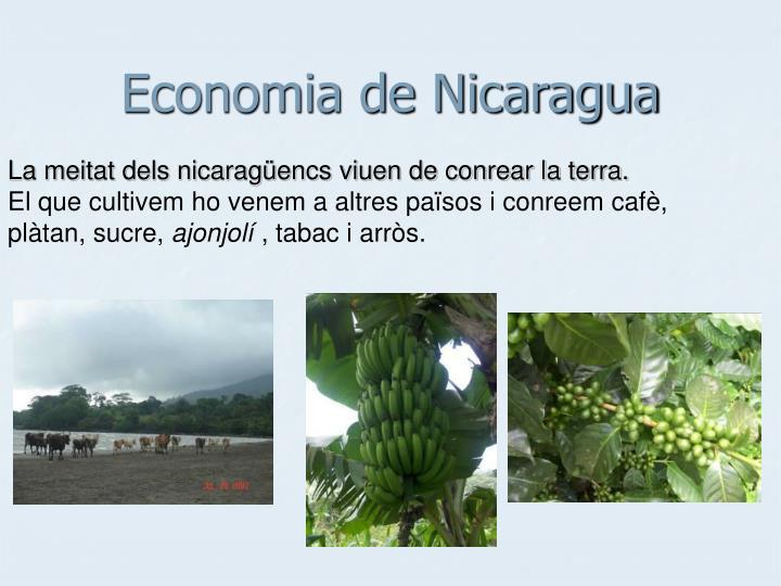 Economia de Nicaragua