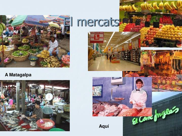 El mercats