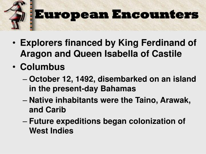 European Encounters