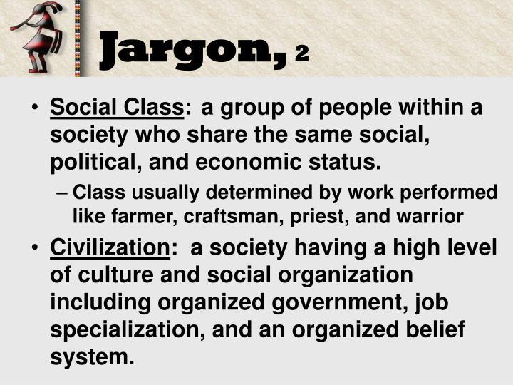 Jargon,