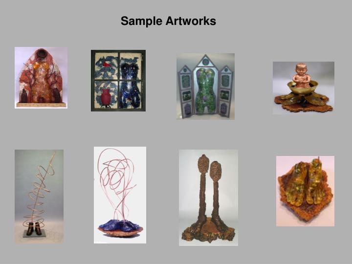 Sample Artworks