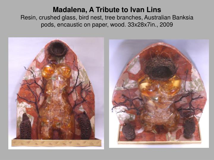 Madalena, A Tribute to Ivan Lins