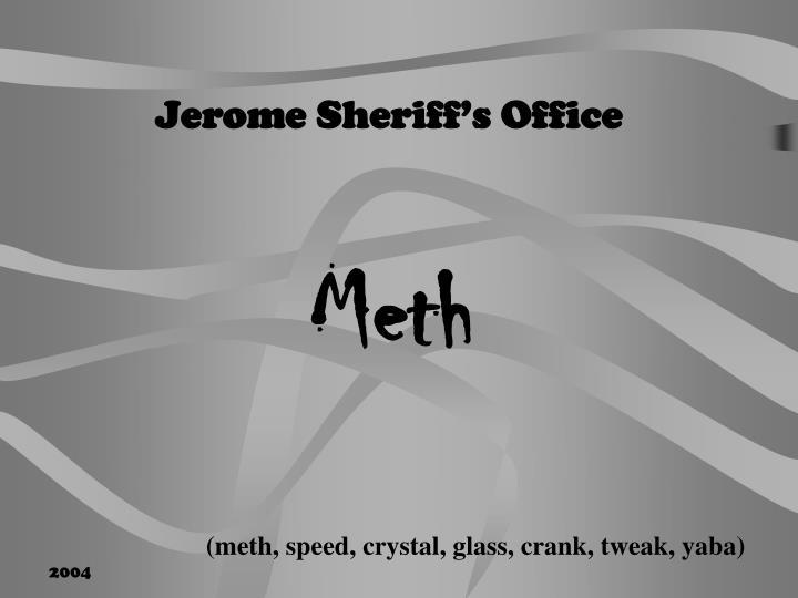 Jerome Sheriff's Office