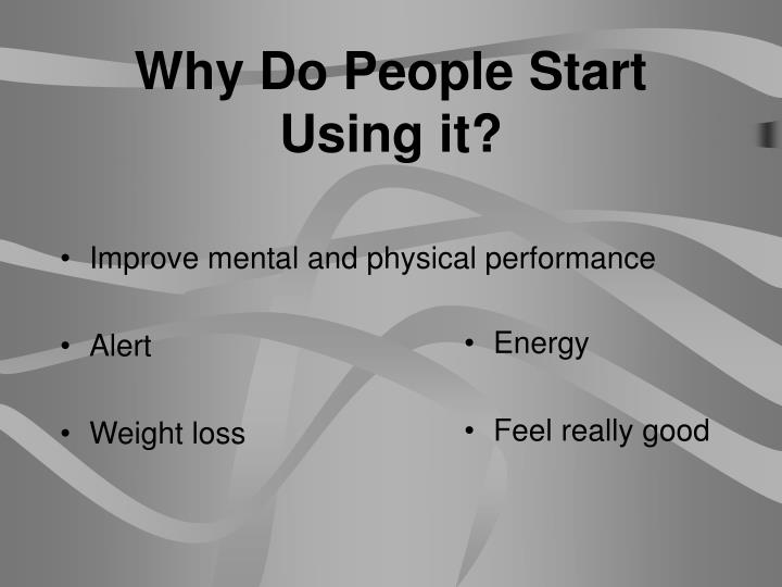Improve mental and physical performance