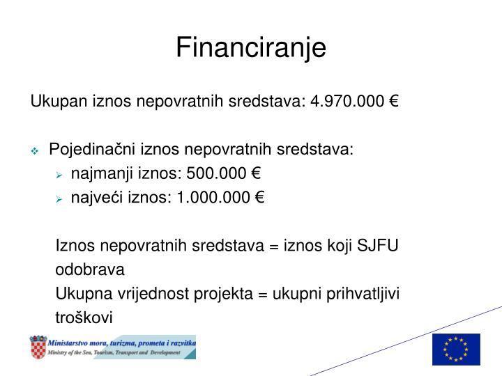 Financiranje