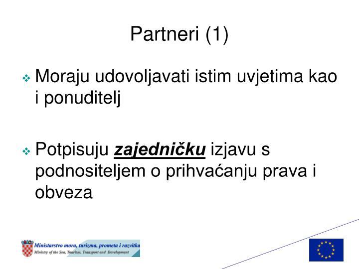 Partneri (1)