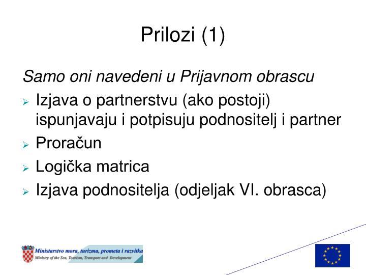 Prilozi (1)