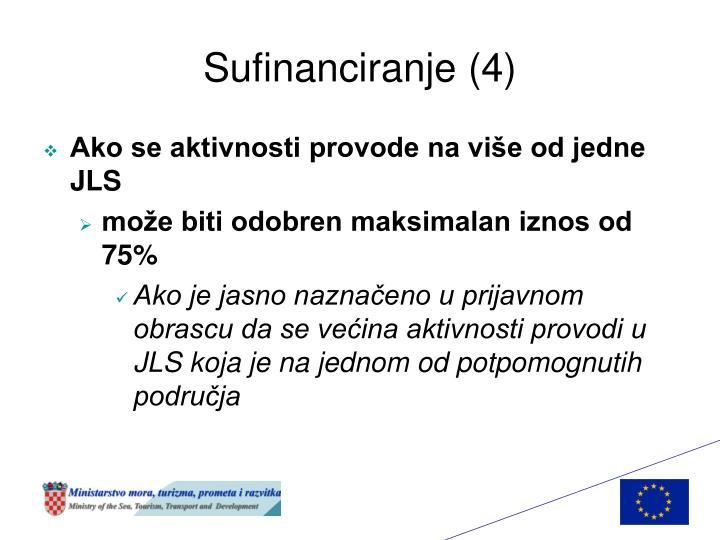 Sufinanciranje (4)