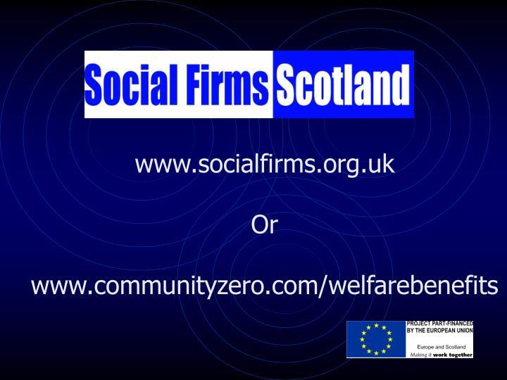 www.socialfirms.org.uk