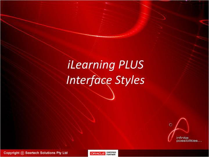 iLearning PLUS