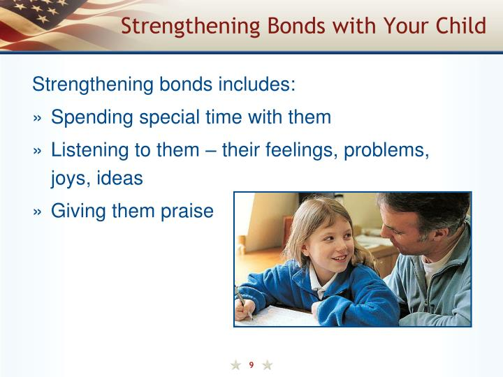 Strengthening Bonds with Your Child