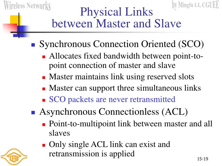 Physical Links