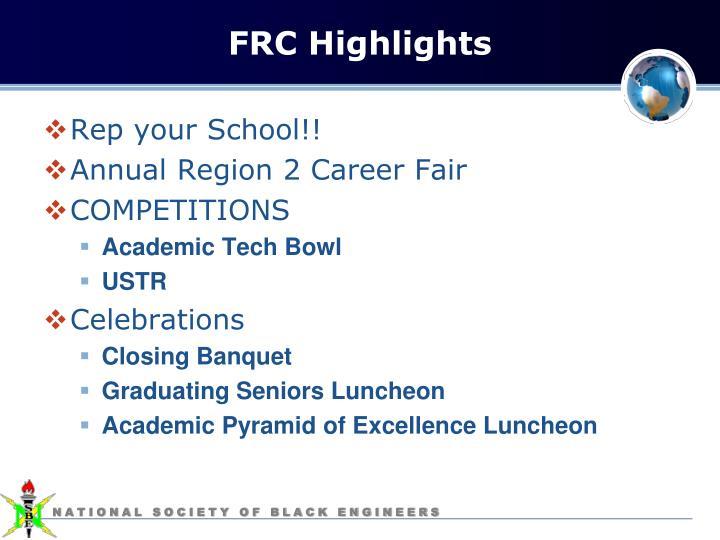FRC Highlights