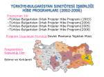 t rk ye bulgar stan sinit tes b rl h be programlari 2002 2006