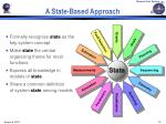 a state based approach