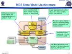 mds state model architecture