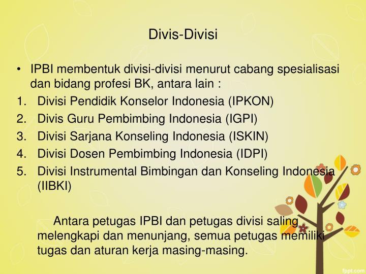 Divis-Divisi