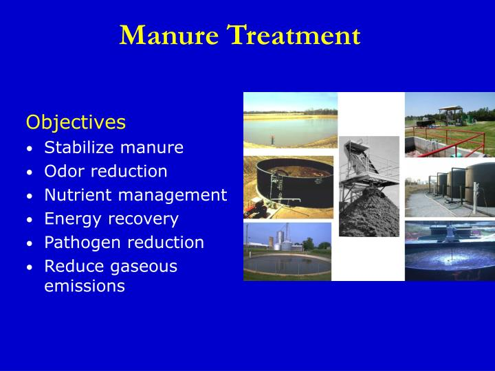 Ppt Animal Waste Management Powerpoint Presentation Id
