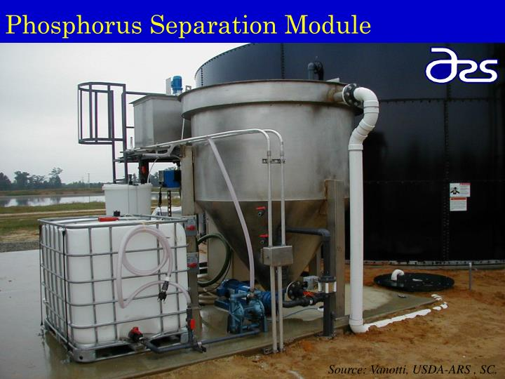Phosphorus Separation Module