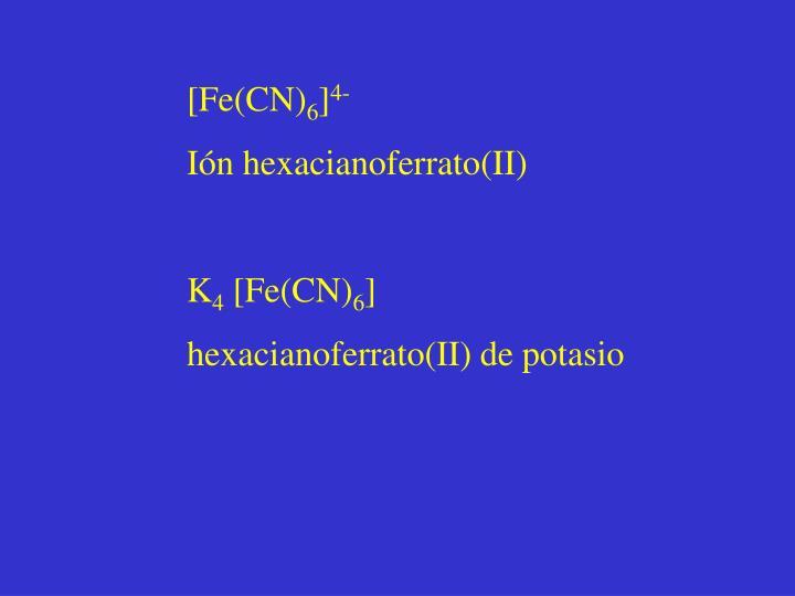 [Fe(CN)