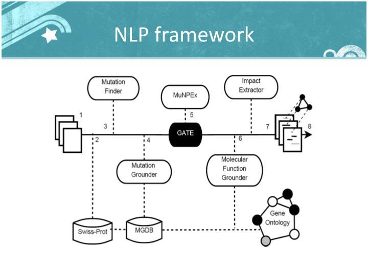 NLP framework